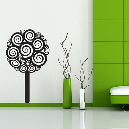 black-stickers-decor