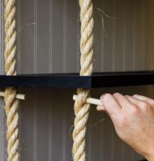 DIY-shelves-on-sisal-rope-step3