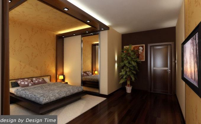 Спальня своими руками в доме