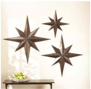 stars-decor-in-home-on-wall1