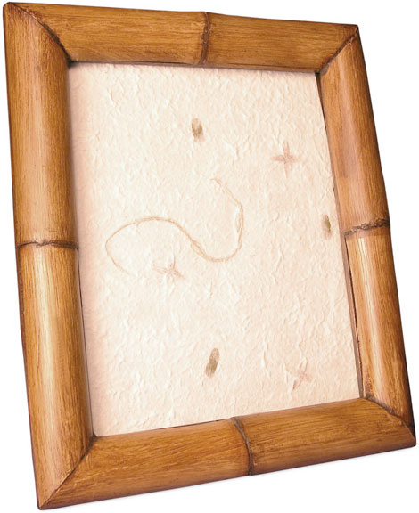 Бамбук рамки своими руками