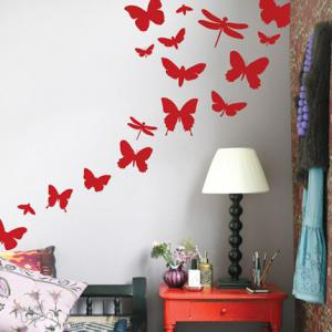 red-stickers-decor-butterfly1