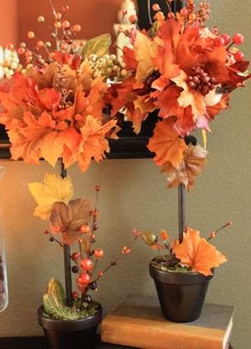 diy-fall-topiary-tree
