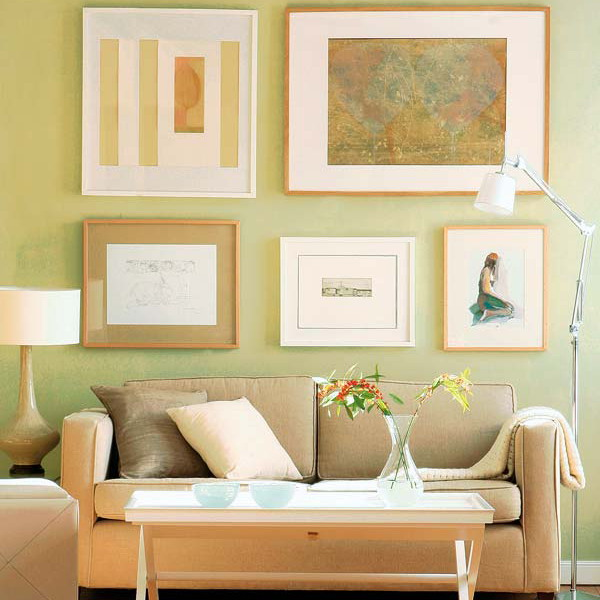 how-to-hang-paintings