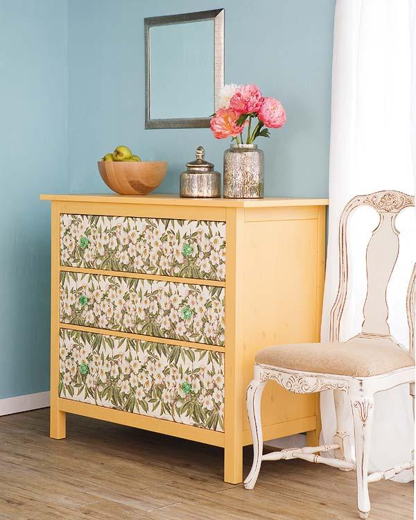 Декор старой мебели своими руками фото страна мастеров