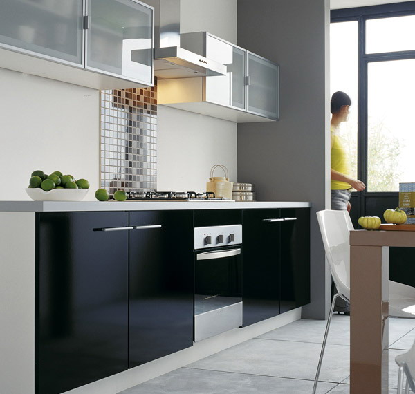black-kitchen-elegant-look