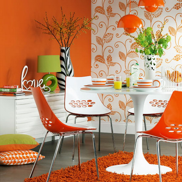 add-color-in-diningroom