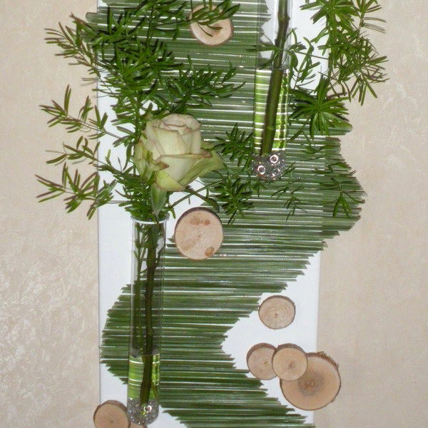 diy-flowers-and-grass-collage