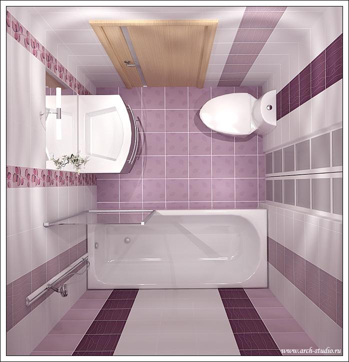 Дизайн кафельной плитки в ванной: Интерьер ванной: дизайнерские проекты, выпуск 3