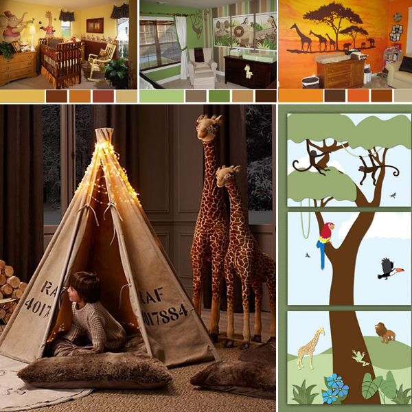 african-and-jungle-themes-in-kidsroom