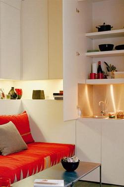 интерьер маленькой квартиры 10 советов от леруа мерлен