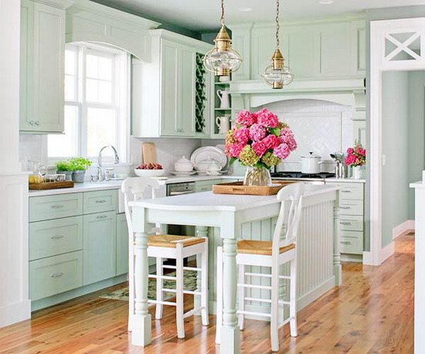 cottage-chic-kitchens
