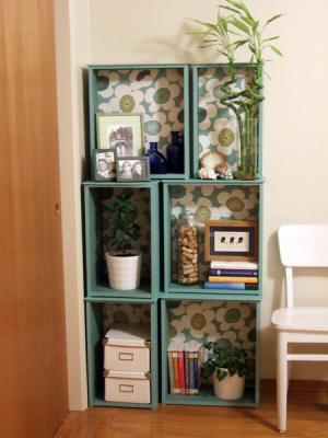diy-shelves-from-recycled-drawers1