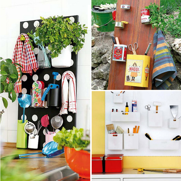 diy-wall-stand-organizers-with-pockets