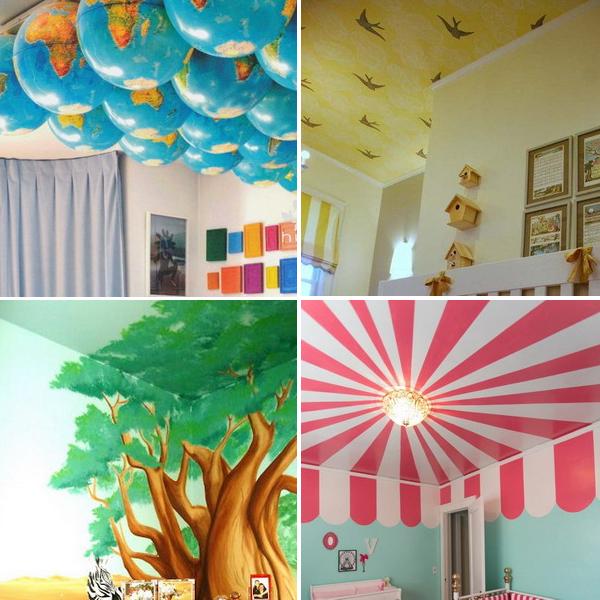 ceiling-ideas-in-kidsroom