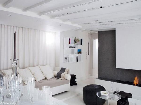 интерьер маленькой гостиной 30 отличных идей декора от Maison Déco