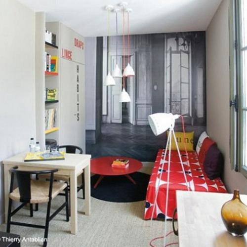 30 Small Living Room Decorating Ideas: Интерьер маленькой гостиной: 30 отличных идей декора от