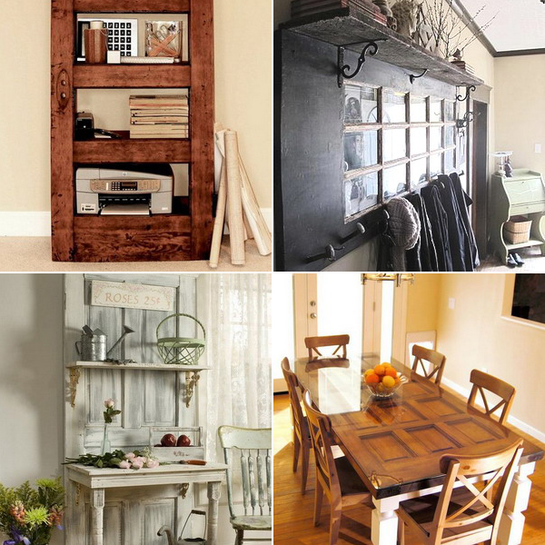 vintage-furniture-from-repurposed-doors