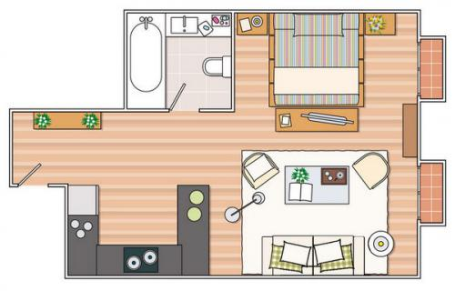 practical-ideas-in-two-small-apartments1-plan