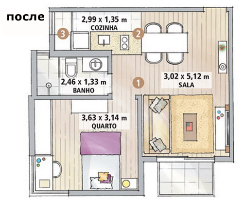 Как вопреки воле жильцов на первых этажах домов