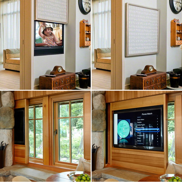 how-to-hide-tv-clever-solutions