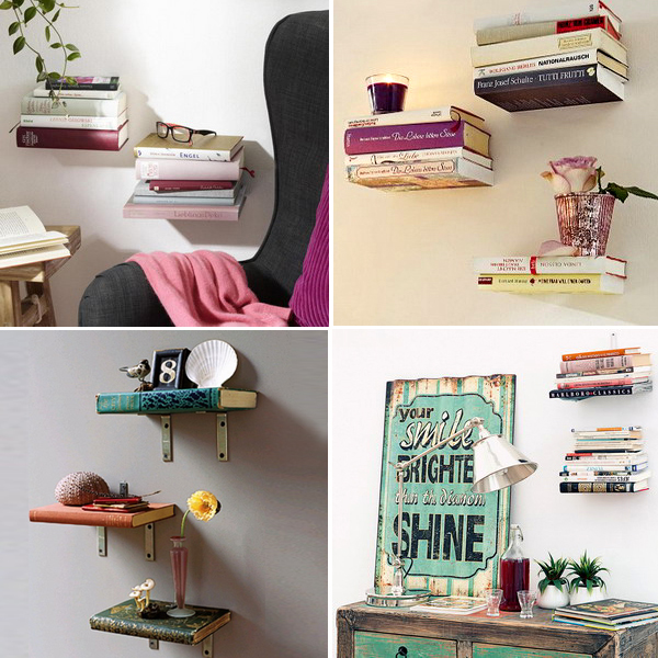 diy-invisible-shelves-of-books