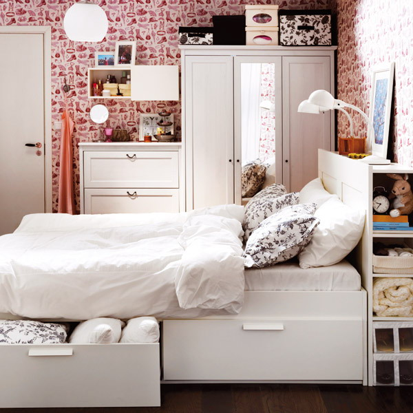 Ikea brimes bed