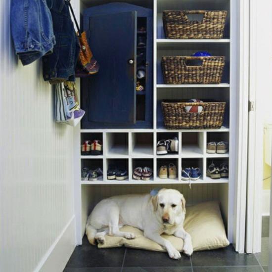 Домики для маленьких собак - своими руками из мебели, 38 фото