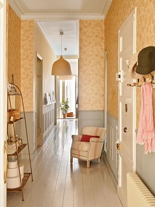 Long Foyer Decorating Ideas : Дизайн коридора в квартире фото и декоративный прием