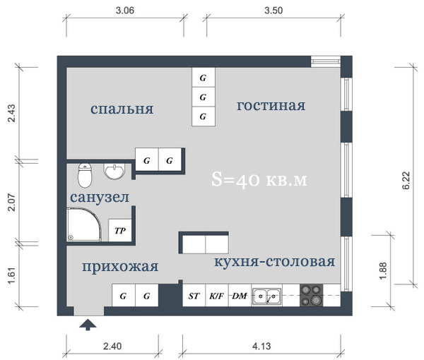 swedish-small-apartments-6issue-plan