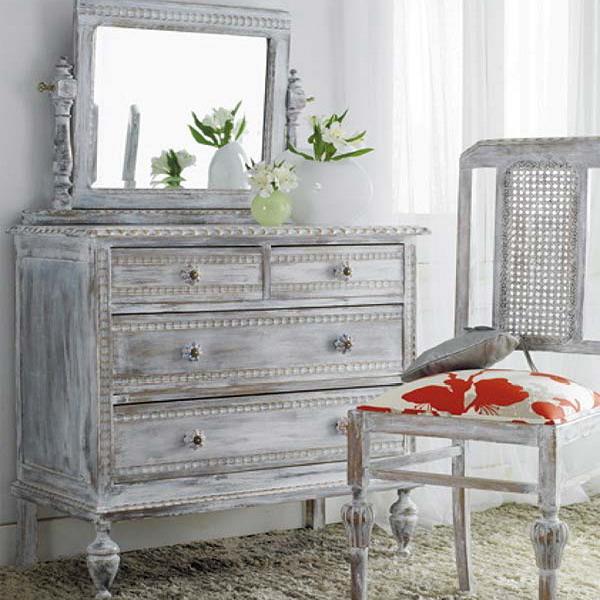 Состарить мебель своими руками мастер класс