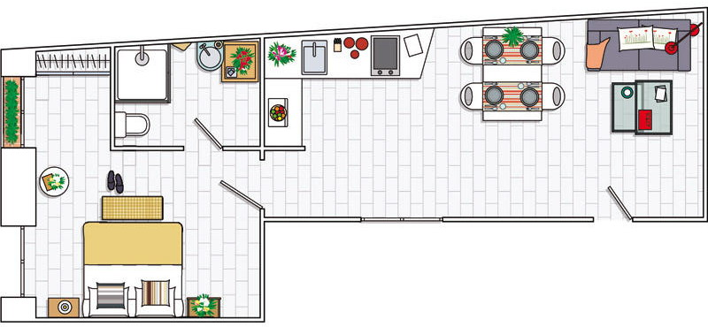 two-small-apartment-45sqm2-plan