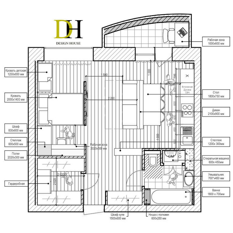 apartment-projects-n157-plan