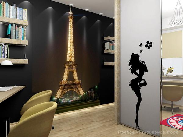 Логика практичности: два проекта 3х комнатных квартир в ...: http://www.design-remont.info/apartment106/