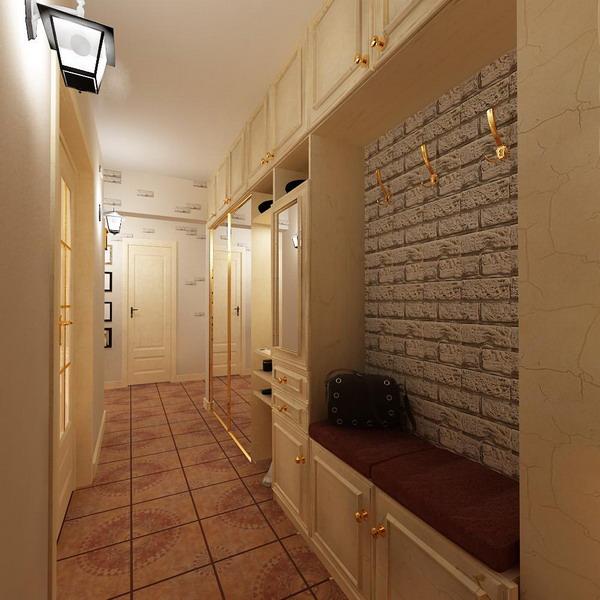 Дизайн квартир 121 серия фото