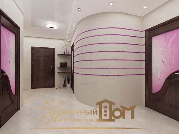 фиолетовый европейский стиль глянцевые современный дизайн кухни dj-k214