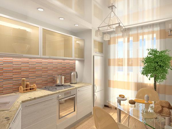 Шторы современный дизайн фото кухни