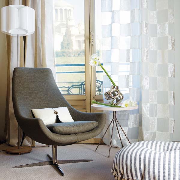 Кресло в домашнем интерьере - советы декоратора: часть 1 - д.