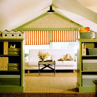 Attic rooms and stairways on pinterest attic bedrooms for Attic bedroom ideas pinterest
