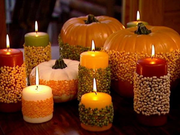 Как сделать со свечами