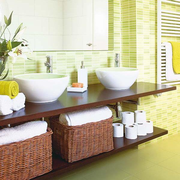Bathroom towels ideas
