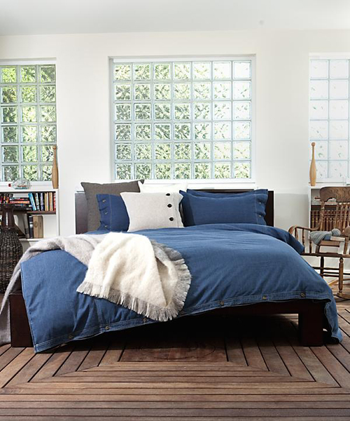 Liveinternet for Denim bedroom ideas