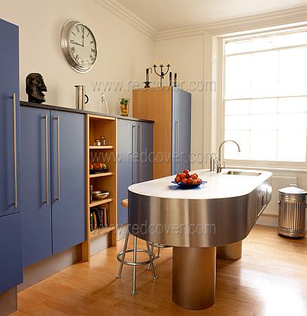 Зоны кухни и столовой если кухня