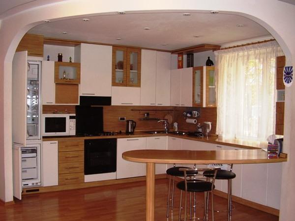 Мебель на кухни своими руками