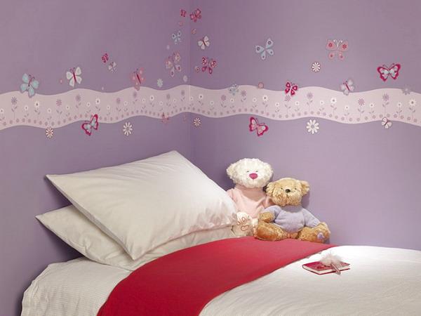 Цветочные узоры - Трафареты для стен, новогодние узоры наклейки.