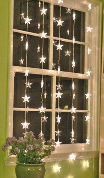 Как украсить окна перед новогодними праздниками: 12 способов + 70 примеров phonemania.ru.