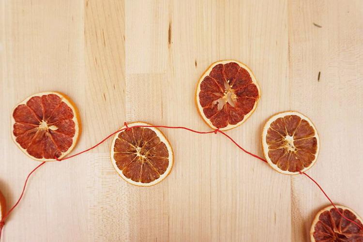 Как сделать сушёные апельсины 642