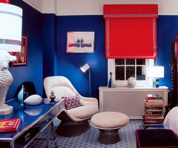 46 for Blue and red boys bedroom ideas