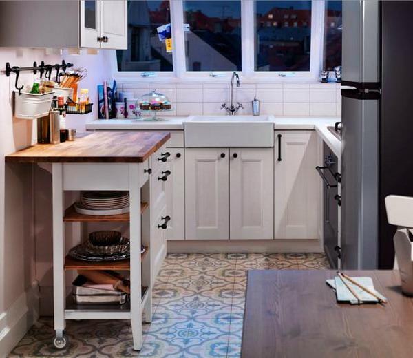 Кухня в стиле коттедж: советы профи, 25