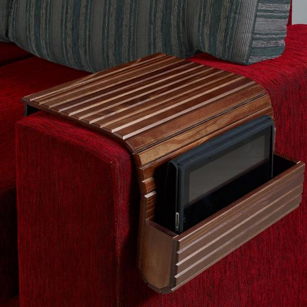 Slide Under Sofa Tray Table Images. Slide Under Sofa Tray Table Images . Tables That Slide Under ...